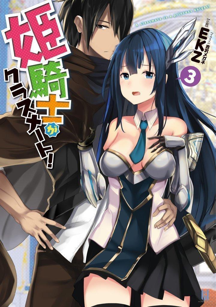 Himekishi ga Classmate Isekai Cheat de Dorei ka Harem