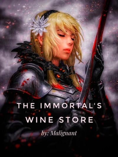 The Immortal's Wine Store
