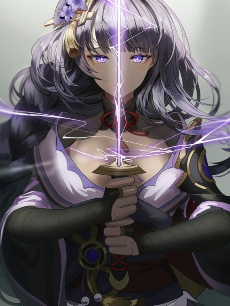 Naked Sword Art
